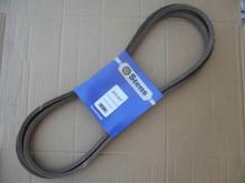 "Deck Belt for Troy Bilt Mustang 50"" Cut 754-05008, 954-05008, Made In USA"