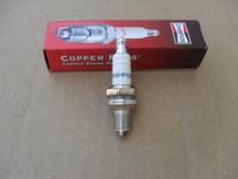Spark Plug for Cub Cadet BP226, BB227, BC490, BC509, BV428, CC148, CC330, 753-05255, 791-180852, 791-180852B, 794-00043