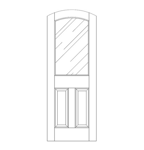 Glass Door (DG3500)