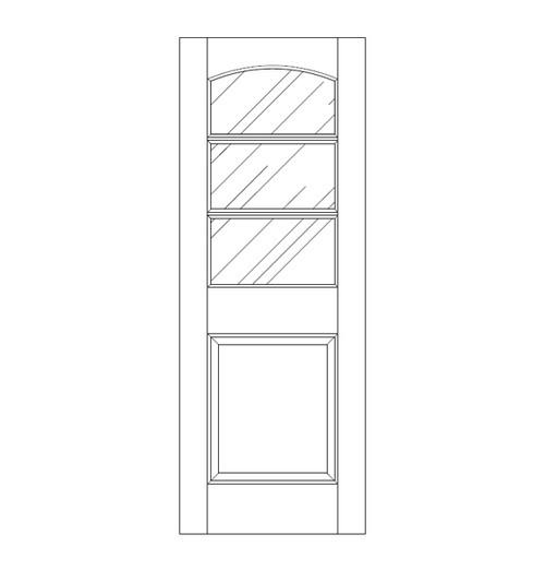 Glass Door (DG4130)