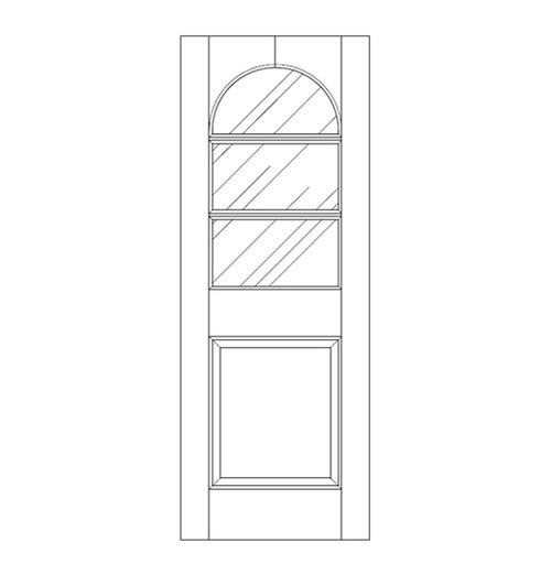 Glass Door (DG4230)
