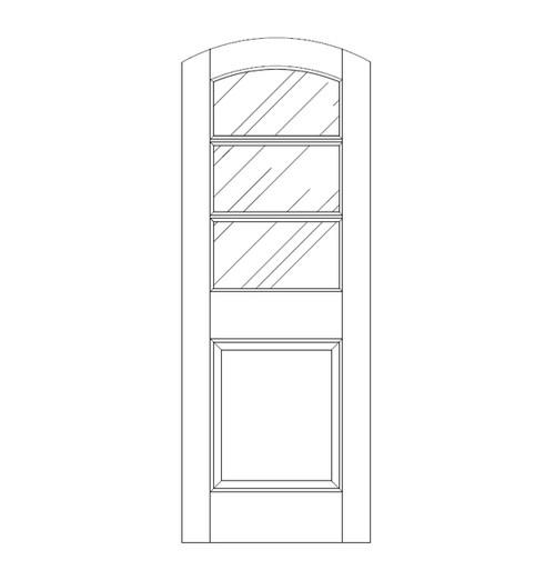 Glass Door (DG4530)