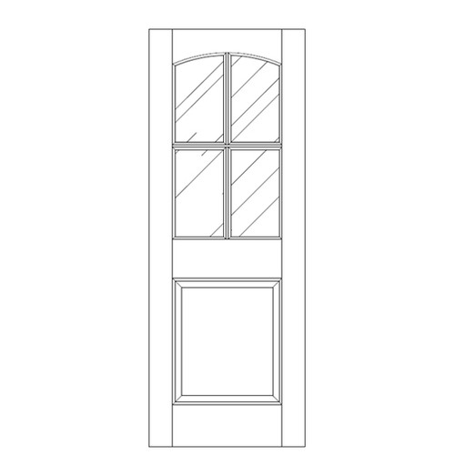 Glass Door (DG5100)