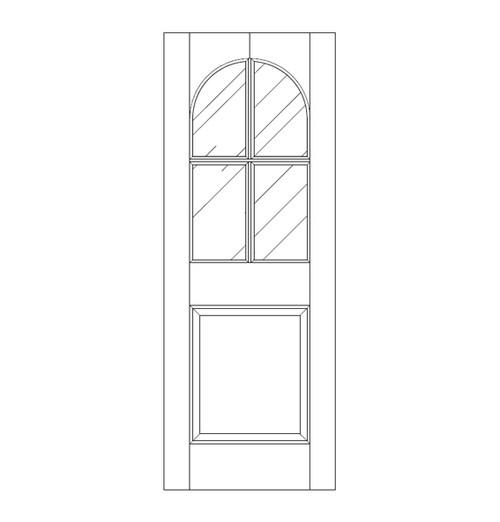 Glass Door (DG5200)