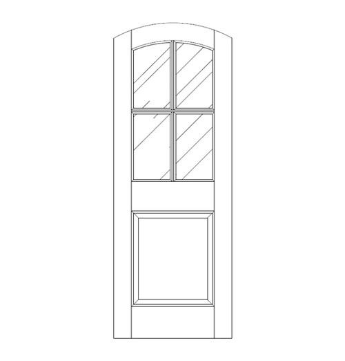 Glass Door (DG5500)