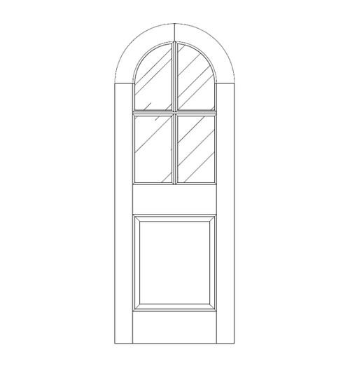Glass Door (DG5600)