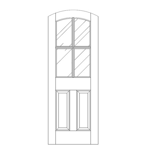 Glass Door (DG6500)