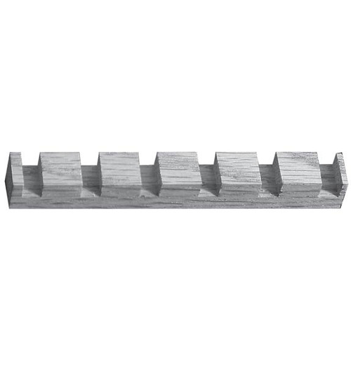 "GM690 1/2"" Dentil Mould 1/2"" x 1/2"""
