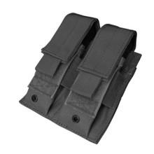Condor MA23 MOLLE Double Pistol Mag Pouch- OD Green/ Black/ Tan