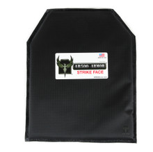 "AR500 Armor® Patented Hybrid 8"" x 10"" ASC IIIA Soft Body Armor Plate"
