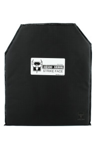 "AR500 Armor® Rimelig 10"" x 12"" Patented Advanced Shooters Cut (ASC) IIIA Soft Body ArmorPlate"
