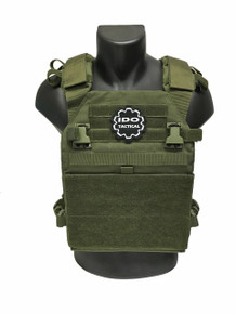 Condor 201079 Vanquish Plate Carrier- OD Green/ Black