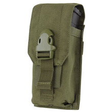Condor 191128 MOLLE Universal Rifle Magazine Pouch- OD Green/ Black/ Tan/ Coyote Brown