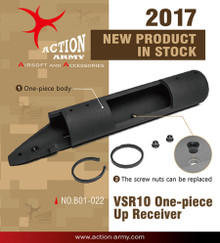 Action Army VSR10 Up Receiver