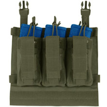 Condor 221126 VAS Kangaroo Mag Panel- OD Green/ Black/ Coyote Brown