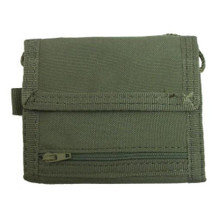 Condor 235 Vault Tri-Fold Wallet- OD Green/ Black/ Tan/ Coyote Brown