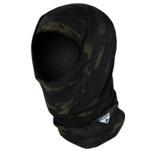 Copy of Condor 212-021 Tactical Multi Wrap Mask Face Recon Neck Ski Balaclava- MultiCam Black