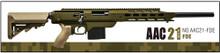 Action Army AAC 21 Gas Sniper Rifle Airsoft Gun- FDE