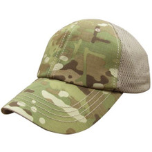 Condor TCTM-008 Mesh Tactical Cap Operator Military Shooter SWAT- MultiCam