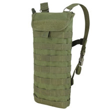 Condor HCB MOLLE Hydration Carrier Backpack w/ 2.5L Bladder Included- OD Green/ Black/ Tan