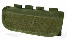Condor MA12 MOLLE Tactical Shotgun Shell Pouch- OD Green/ Black/ Tan