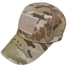 Condor TC-008 Tactical Cap Operator Shooter SWAT Military Hat- MultiCam
