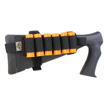 Condor US1024-002 Tactical Shotgun Reload Buttcuff 6 rounds Hunting - Black