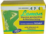 A3 Moisturinzing Lemon Soap 3.4oz/ 100g