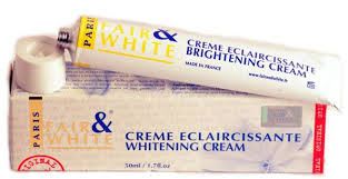 Fair & White Whitening Cream Tube 50ml