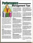 E096 Performance Management Tips