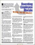 E061 Boosting Employee Morale