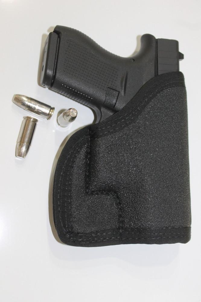 PocketPac Pro concealed carry pocket holster Glock 42