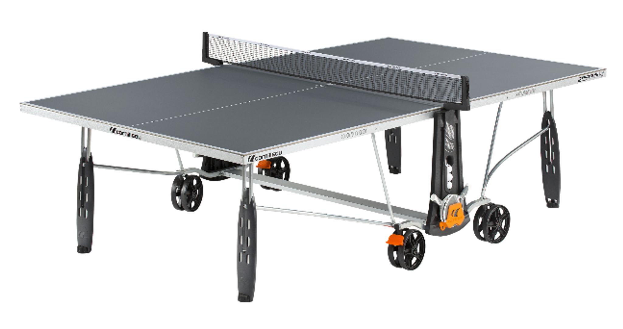 cornilleau sport 250s crossover table grise intérieur/extérieur