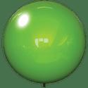 "18"" GREEN BALLOON BOBBER DURABALLOON REPLACEMENT"