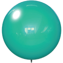 "18"" TEAL BALLOON BOBBER DURABALLOON REPLACEMENT"