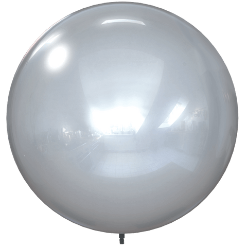 "18"" SILVER BALLOON BOBBER DURABALLOON REPLACEMENT"