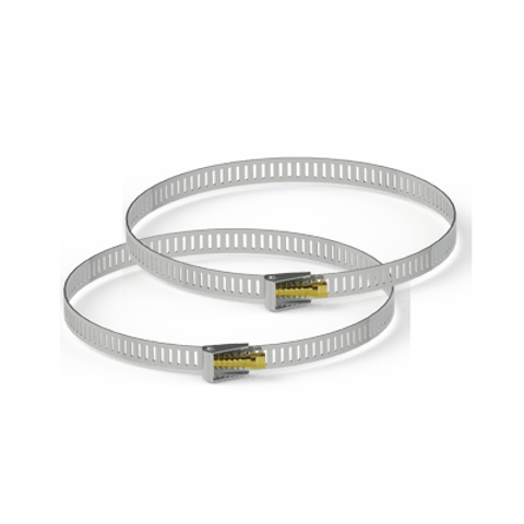 "DURABALLOON 10"" QUICK-RELEASE BAND CLAMPS (Set of 2)"