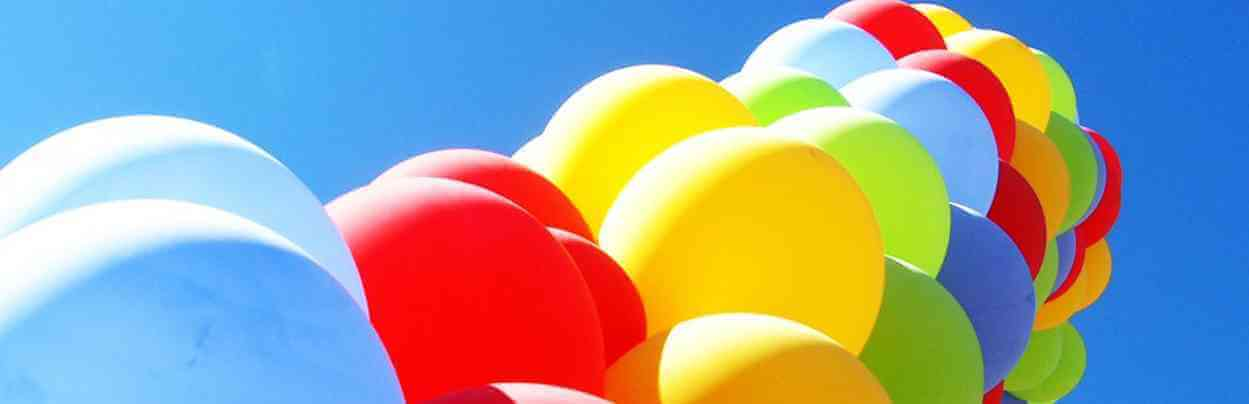 Balloon Ideas is a wholesale distributor of latex balloons by Maple City Rubber and Tuf-Tex.