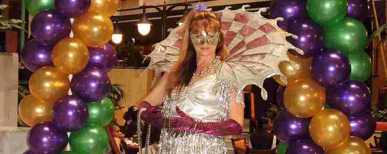 Latex Mardi Gras Balloons Wholsale - Balloon Ideas