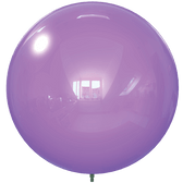 "18"" PURPLE BALLOON BOBBER DURABALLOON REPLACEMENT"