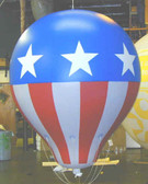 12-FOOT HOT AIR  BALLOON SHAPE - NO ARTWORK