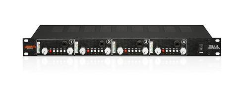 Warm Audio 412 Mic Pre - Front - www.AtlasProAudio.com