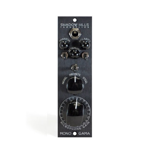 Shadow Hills Industries  Mono GAMA 500 Series Preamp - www.AtlasProAudio.com