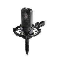 Audio Technica AT4040 in shockmount - www.AtlasProAudio.com