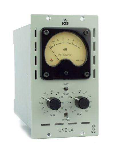 IGS ONE LA 500 Compressor - www.AtlasProAudio.com