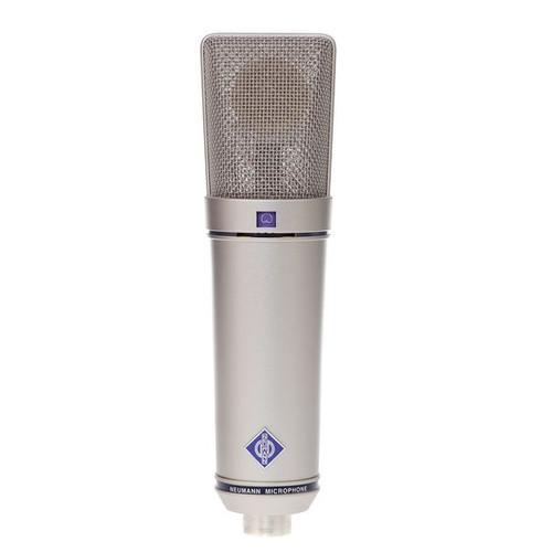 Neumann U89 i - Nickel - www.AtlasProAudio.com