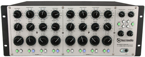 Buzz Audio REQ2.2 Mastering Edition Active Low filter - AtlasProAudio.com