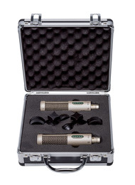Royer R-10 Matched Pair in Case - www.AtlasProAudio.com