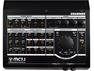 Drawmer MC7.1 Surround Monitor Controller - Top - www.AtlasProAudio.com