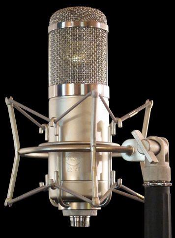 Peluso 2247 Tube Microphone